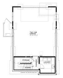 craftsman style house plan 2 beds 1 00 baths 980 sq ft plan 895