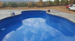 Home Inground Swimming Pool Kits Pool Covers Inground Pool