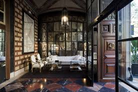 neoclassical homes cotton house hotel barcelona mixes neoclassical elements with