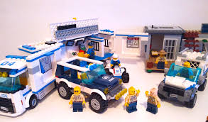 police truck lego city police station new lego swamp police truck cartoons
