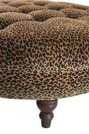 Printed Ottomans Best 25 Leopard Print Bedroom Ideas On Pinterest Cheetah Room With
