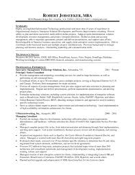 Mba Graduate Resume Cover Letter Sample Resume For Mba Admission Resume Templates For