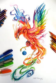 23 best phoenix images on pinterest drawings phoenix tattoos