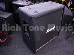 Marshall 412 Cabinet Marshall Avt 4x12 Cab Rich Tone Music