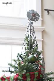 galvanized tree decorating finding home farms