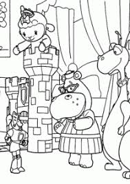 doc mcstuffins theater coloring pages for kids printable free
