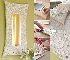 creative diy home decorating ideas creative home decorating ideas with good diy home decor mirror