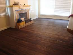 hardwood floor stain designs and wood floor diy