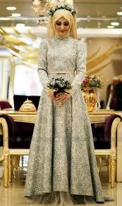 Baju Muslim Brokat 25 inspirasi baju pesta muslim elegan butikmuslimin