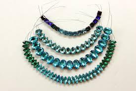 diy necklace statement images Statement necklace tutorial diy rhinestone necklace diy jpg