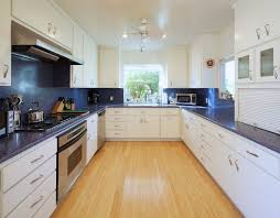 Ceiling Fan For Kitchen Reface Kitchen Cabinets Kitchen Contemporary With Blue Countertops