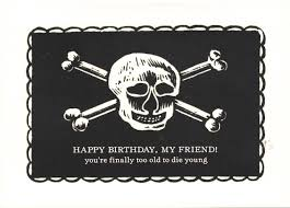my weird birthday cards dave dewitt