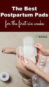Most Comfortable Maxi Pads The Best Postpartum Pads For The First Six Weeks Mother Rising