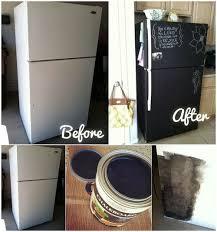 pinterest diy home decor projects diy chalkboard painting a fridge diy home decor projects pinterest