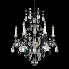 Antique Rock Crystal Chandelier Buy Renaissance Rock Crystal 6 Light Chandelier Finish Antique