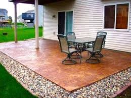 Ideas For Backyard Patio Backyard Cheap Patio Floor Ideas Backyard Patio Pictures Patio