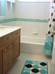 glass tiles bathroom ideas blue glass tile bathroom moutard co
