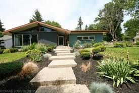 choosing paint color for exterior of mid century modern home