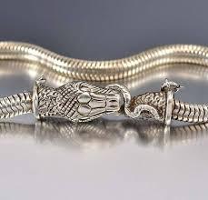 sterling silver snake chain bracelet images Vintage modernist sterling silver snake chain bracelet boylerpf jpg