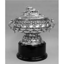 Trophy Pedestal Sterling Silver Trophy Pedestal Bowl And Cover American Maker