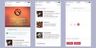 how opentable improves ux by getting you in out and on your way