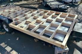 tiny house trailer floor plans full frame tiny house trailer floor plan wonderful rv made of