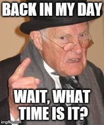 What Time Meme - crème dementia imgflip