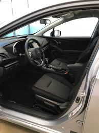 2017 subaru impreza hatchback interior used 2017 subaru impreza 4 door car in lethbridge ab 176836