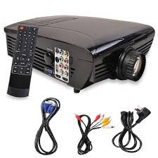 home theater connection to led tv hd home theater multimedia lcd led projector 1080 hdmi tv dvd