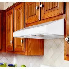 white range hood under cabinet vslh6k30wh k series under cabinet range hood white at
