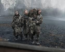 why didn u0027t the hound save thoros on game of thrones popsugar