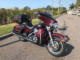 2002 harley davidson electra glide ultra classic st petersburg