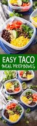 best 25 easy meal prep ideas on pinterest easy healthy meal