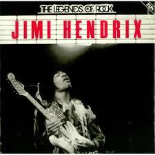 jimi the legends of rock german 2 lp vinyl record set