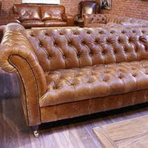 Vintage Brown Leather Armchair Buy French Furniture Vintage Leather Sofas Vintage Leather