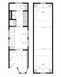 tiny house floor plans trailer home act