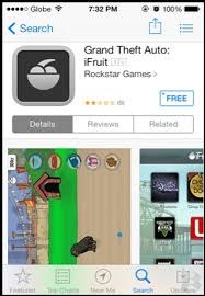 ifruit android grand theft auto ifruit on android not exactly featured