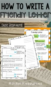 friendly letter writing paper top 25 best friendly letter ideas on pinterest parts of the how to write a friendly letter this free resource is awesome for both the teacher