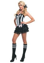 referee costume women s sassy ref costume costumes
