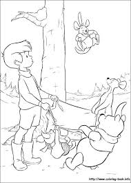 365 best winnie the pooh u0027s coloring page images on pinterest