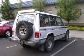 3dtuning of mitsubishi pajero wagon 5door suv 1983 3dtuning com