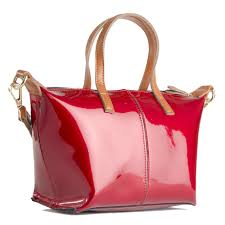 Red Patent Leather Bags Handbags Handbag For Your Fashion