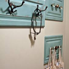 vintage cabinet door knobs check out this coat hanger i made out of old cabinet doors