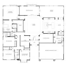 one story open house plans baby nursery floor plans for one story homes single story open
