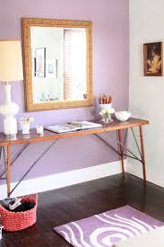 light purple accent wall purple accent wall contemporary entrance foyer ralph lauren