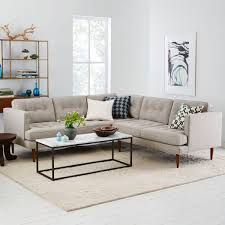 Unique Couches Living Room Furniture Furniture Elegant Mid Century Sofa And Cool Mid Century Couch For