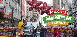 2017 macy s thanksgiving day parade lineup here s the