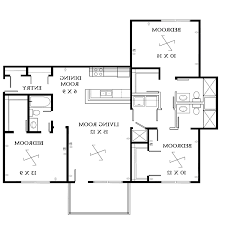 Floor Plan For 3 Bedroom Flat by Home Design 3 Bedroom Apartment Floor Plans In Nigeria