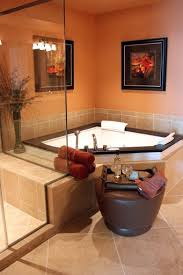 Corner Tub Bathroom Ideas Colors 40 Best Jacuzzi Tub Images On Pinterest Room Bathroom Ideas