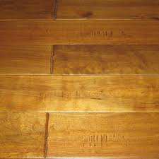 Pc Hardwood Floors Prefinished Handscraped Birch Honey 11 16 X4 3 4 Belmont Pc